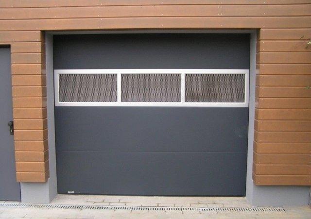 Groovy Interflex - Bramy garażowe CL66